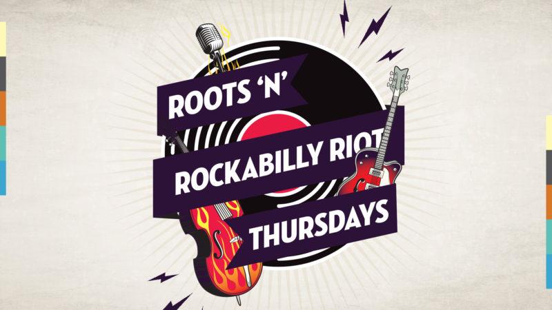 Press Club Roots n Rockabillty