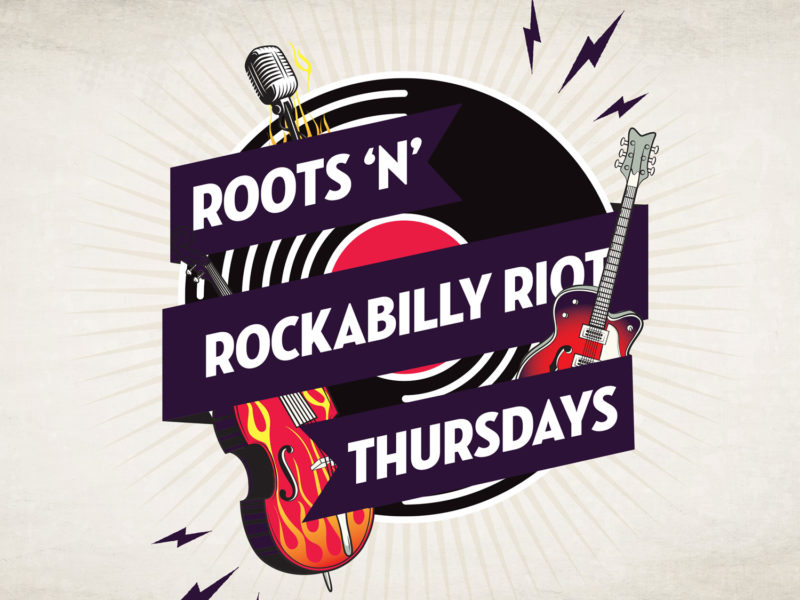 Press Club Roots n Rockabillty