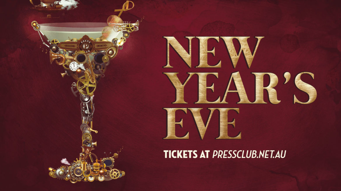 Press Club New Year's Eve 2020